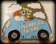 Friends Til The End Virtual Race registration logo