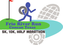 Frio River Run registration logo