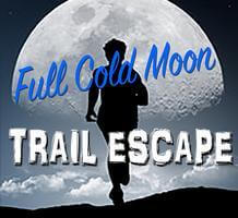Full  Cold Moon Trail Escape registration logo