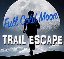 Full  Cold Moon Trail Escape registration logo