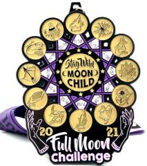 Full Moon 12 Mile Challenge registration logo