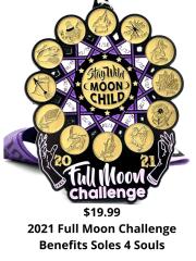 Full Moon 12 Mile Challenge