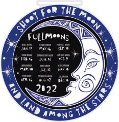 Full Moon 12 Mile Run and Walk Challenge