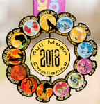 Full Moon 13 Mile Running and Walking Challenge - Now On Sale registration logo