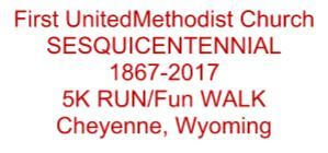 FUMC SESQUICENTENNIAL registration logo