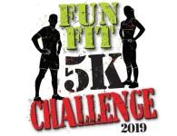FUN FIT 5K CHALLENGE registration logo