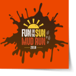Fun in the Sun Mud Run  registration logo