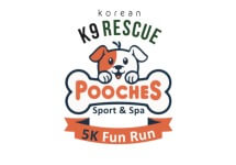 Fun Run with POOCHES registration logo