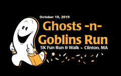GaelForce 5K Fun Run/Walk registration logo