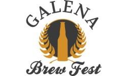 Galena Brew Fest registration logo