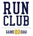Game Day Run Club - Wake Forest registration logo