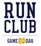 Game Day Run Club - Wake Forest registration logo