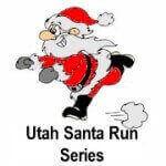 Gardner Village Santa Run registration logo