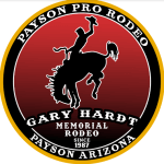 Gary Hardt Memorial Rodeo registration logo