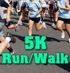 Gators Go To College 5k Run/Walk registration logo