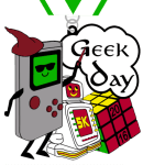 Geek Day 5K registration logo