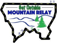 Get Outside Mountain Relay registration logo