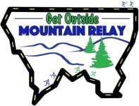 Get Outside Mountain Relay registration logo