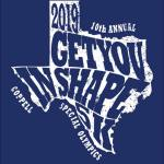 Get You In Shape 5K registration logo