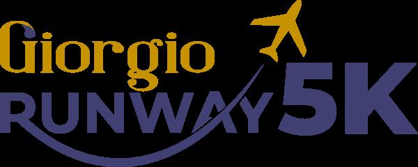 Giorgio Runway 5K registration logo