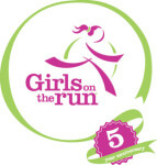 Girls on the Run of Northeast Kansas 5K registration logo