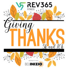 Giving Thanks Virtual 5K/10K/1K registration logo