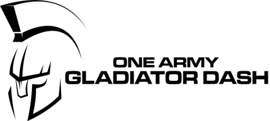 Gladiator Dash registration logo