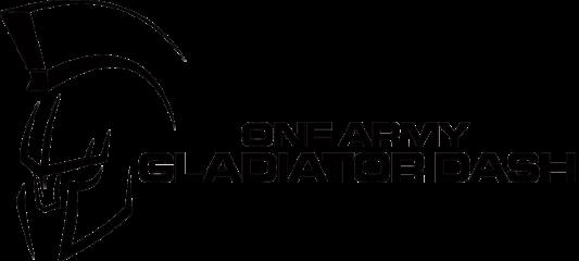 Gladiator Dash registration logo
