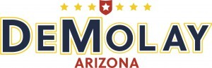 Glendale DeMolay Arizona 5K registration logo