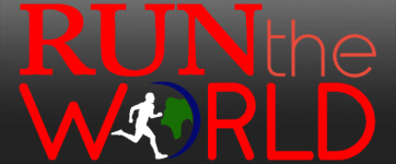 Global Group Run Around the World for National Running Day - FREE REGISTRATION registration logo