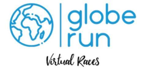 Globe Run - Length of Sweden registration logo