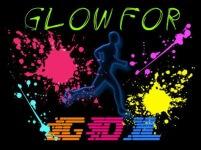 Glow for GDL registration logo