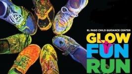 Glow Fun Run registration logo