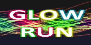 GLOW GAMES registration logo
