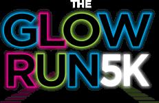 Glow Run 5K 2017 registration logo