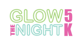 Glow the Night 5k registration logo