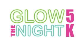 Glow the Night 5k registration logo