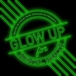 Glow Up for Mental Health registration logo