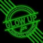 Glow Up for Mental Health registration logo