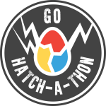 Go Hatchathon registration logo