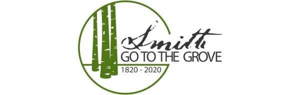 Go to the Grove Virtual 5K registration logo