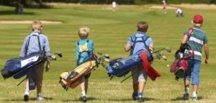 Golf Tournament registration logo