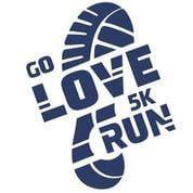 Go.LOVE.Run 5K registration logo