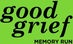 Good Grief Memory Run registration logo