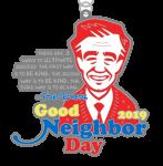 Good Neighbor Day 1 Mile, 5K, 10K, 13.1, 26.2 registration logo