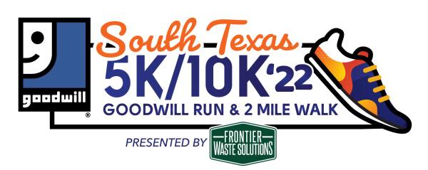 GOODWILL 5K & 10K RUN registration logo