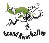 Grand River Gallop registration logo