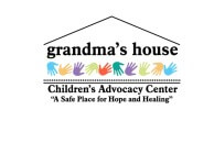 Grandma's House Glow Run registration logo