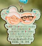 Grandparents Day 1 Mile, 5K & 10K - Clearance from 2018 registration logo