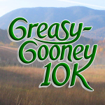 Greasy-Gooney 10K registration logo